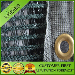 HDPE China Factory Dark Green Shade Net Distributor pictures & photos