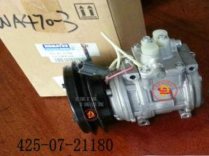 Komatsu Wheel Loader Spart Parts, Compressor (425-07-21180) pictures & photos