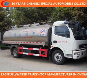 Milk Truck Dongfeng 4X2 Milk Truck 4X2 Milk Tanker Truck pictures & photos