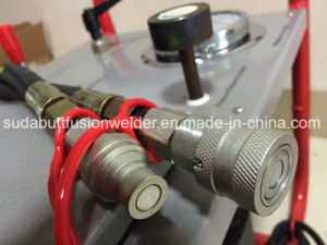 Sud355h Hydraulic Butt Welding Machine for Welding HDPE Pipe pictures & photos