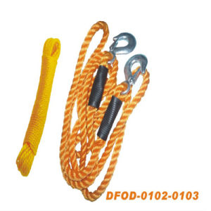 Auto Emergency 3 Tons Towing Rope for Car Auto (DFOD0103) pictures & photos