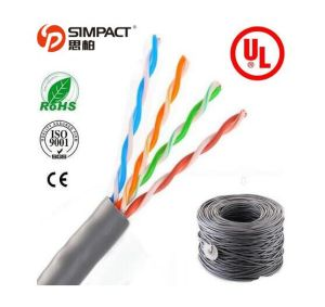 UL Listed Flexible Patch Cord Cat5e pictures & photos
