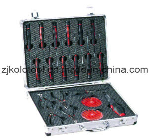 37PCS Aluminum Case Tools Kit for Screwdriver Set Tool Box pictures & photos