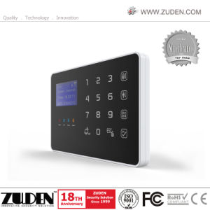 Wirelesss Burglar Home GSM Alarm with APP Control pictures & photos