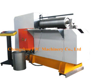 Carbon or Stainless Steel Drum Manufacturing Plate Roll Bending Hydraulic Machine pictures & photos