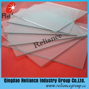 1mm 1.3mm 1.5mm 1.8mm Clear Sheet Glass Used for Colock Cover pictures & photos