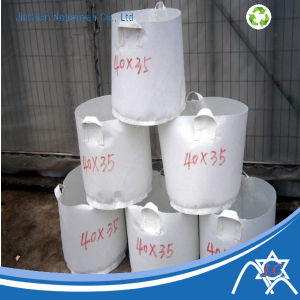 PP Nonwoven Fabric for Flower Root Control Bag pictures & photos