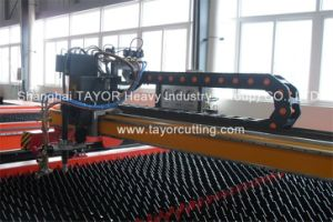 CNC Plate Cutting Machinery pictures & photos