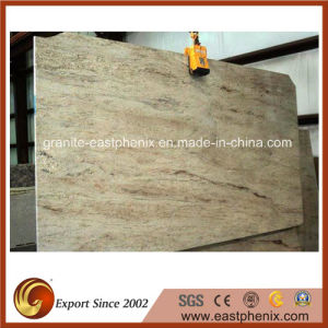 Natural Lvory Fantasy Granite Slab for Countertop/Vanity Top pictures & photos