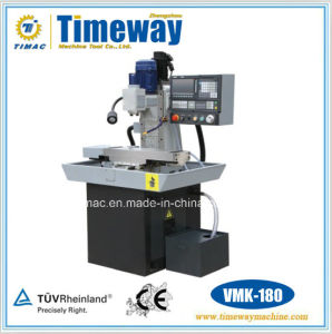 Small Table-Type Vertical CNC Milling Machine pictures & photos