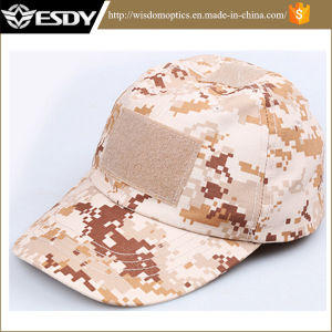 Adjustable Camo Tactical Military Army Baseball Cap Hats pictures & photos