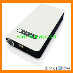 20000mAh Ultra Slim Design Polymer Car Jump Starter (SBP-JS-05) pictures & photos