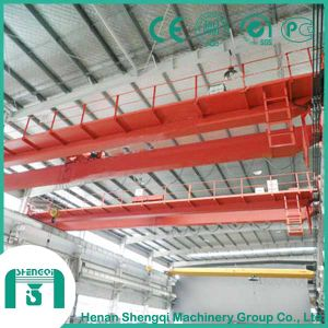 Lh Type Ecnomical Double Girder Overhead Crane pictures & photos