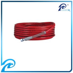 15ft/25ft/50 Ft/100ftairless Paint Sprayer Hose pictures & photos