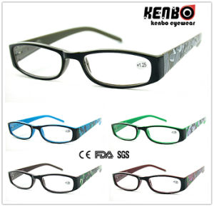 Hot Sale Fashion Reading Glasses for Lady, CE, FDA, Kr5191 pictures & photos