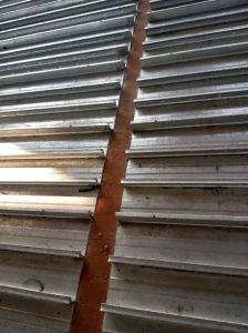 0.75mm Composite Slab Steel Decking/Profiled Metal Decking pictures & photos