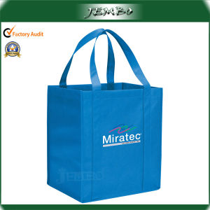 PP Non Woven Grocery Packaging Bag for Supermarket pictures & photos