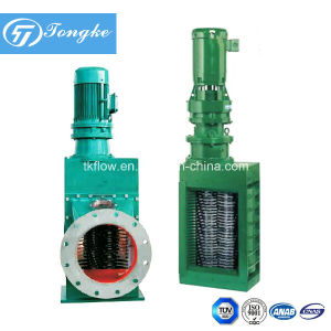 Submersible Sewage Pipe Type Grinder Channel Waste Water Grinder pictures & photos