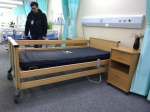 Five Functions Healthcare Nursery Nursing Home Care Bed (AG-MC001) pictures & photos
