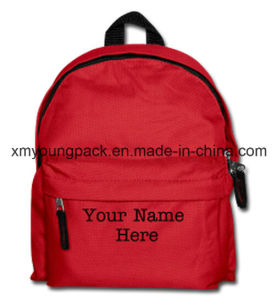 Fashion Small Personalized Kids Backpack for School pictures & photos