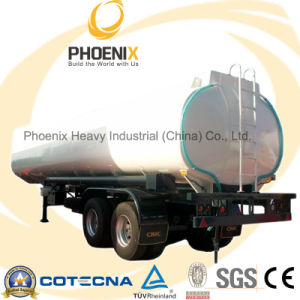 Hot Sale Cimc 36000L Aluminum Fuel Tanker pictures & photos