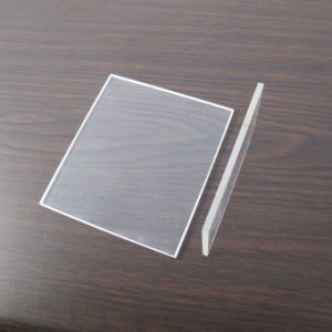 High Temperature Resistant, Transparent Quartz Plate