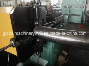 Interlocked Flexible Metallic Hose Pipe Manufacturing Machine