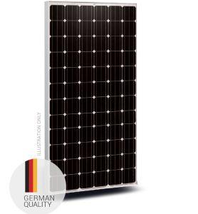 High Efficiency Mono PV Solar Module (320W-345W) German Quality pictures & photos