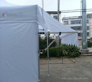 Cusotm Made Aluminum Folding Pop up Tent Awning (fullcolor printing) pictures & photos