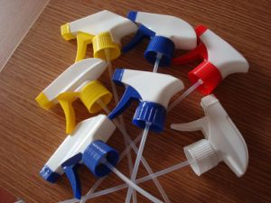 Plastic PP Colorless Hand Sprayer 24/410 pictures & photos