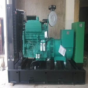 Certaficate Ce CCC ISO9001 High Efficiency, Less Comsuption Diesel Engine Open Type Diesel Generating Set pictures & photos