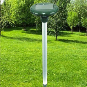 Best Quality Pest Repellent Ultrasonic Solar Mouse Repeller pictures & photos