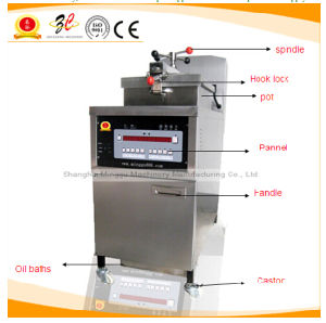 Pressure Fryer; Deep Fryer;