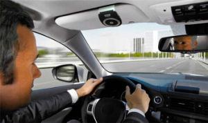 Metal Material Car Sun Visor Bluetooth Handsfree Car Kit Speakerphone/Speaker pictures & photos