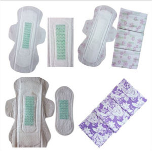 Wholesales Women Sanitary Napkins for Ladies Sanitary Pad From China pictures & photos