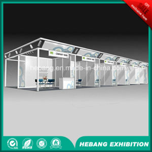 Hb-L00018 3X3 Aluminum Exhibition Booth pictures & photos
