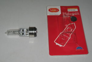 Motorcycle Bulb for Headamp Ba20d 12V35W35W pictures & photos