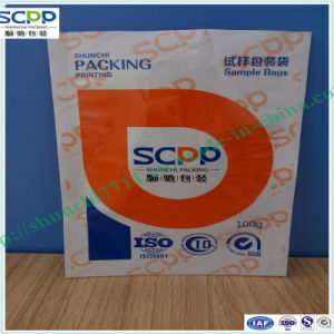 Three Side Sealed Pouch Food Plastic Bags pictures & photos
