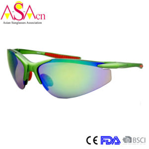 High Quality Men Sport Mirror Tr90 UV400 Sunglasses (14350) pictures & photos