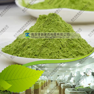 Best Selling 100% Natural Green Barley Grass Powder pictures & photos