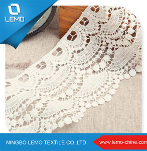 Wholesale African Water Soluble Chemical Lace pictures & photos