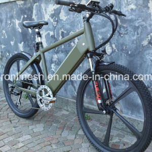 MTB Style 250W/350W/500W E Bike/Pedelec/Electric Bicycle/Electric Bike/E Bicycle W Hidden Battery/Built-in Battery, En15194 pictures & photos