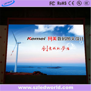 Indoor Full Color LED Display (LEDSOLUTION P4 Slim LED Display) pictures & photos