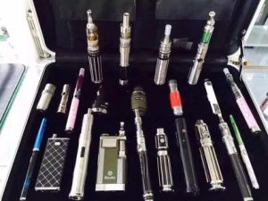 Vape Box Mod 50W Vape E Cigarette Ni200 Accurate Temperature Control Mods E Cigarette pictures & photos