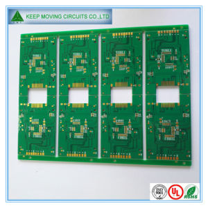 Fr4 1.6mm Double-Sized PCB with Immersion Gold pictures & photos