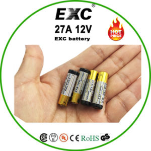 12V 27A Super Alkaline Battery with High Quality Dry Battery pictures & photos