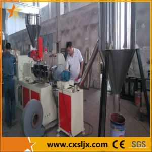PVC Waste Plastic Granulation Recycling Line pictures & photos