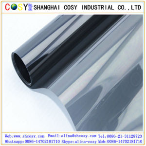 Non-Toxic Environmental Vinyl PVC Laminated Heat Resistance Self Adhesive Static Window Film pictures & photos