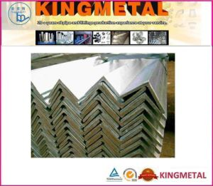 Stainless Steel Angle Bars pictures & photos