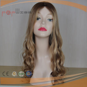 100% Human Virgin Remy Hair Wig, Full Lace Front Women Wig pictures & photos
